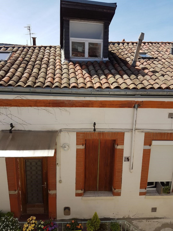 Sale apartment Toulouse 133500€ - Picture 2