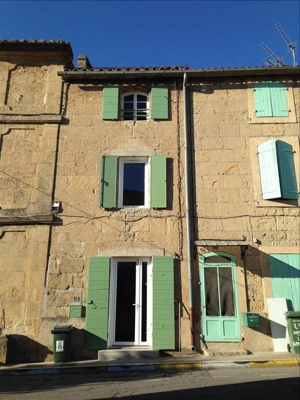 Location maison / villa Grans 750€ CC - Photo 1