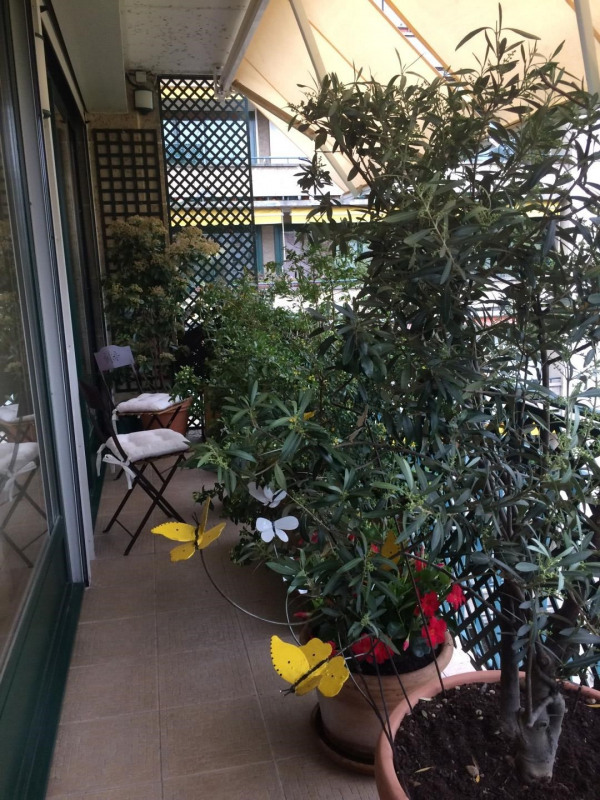 Location meublée 4 pièces + balcon + parking