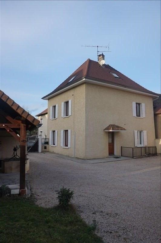 Vente maison / villa Dolomieu 272000€ - Photo 1