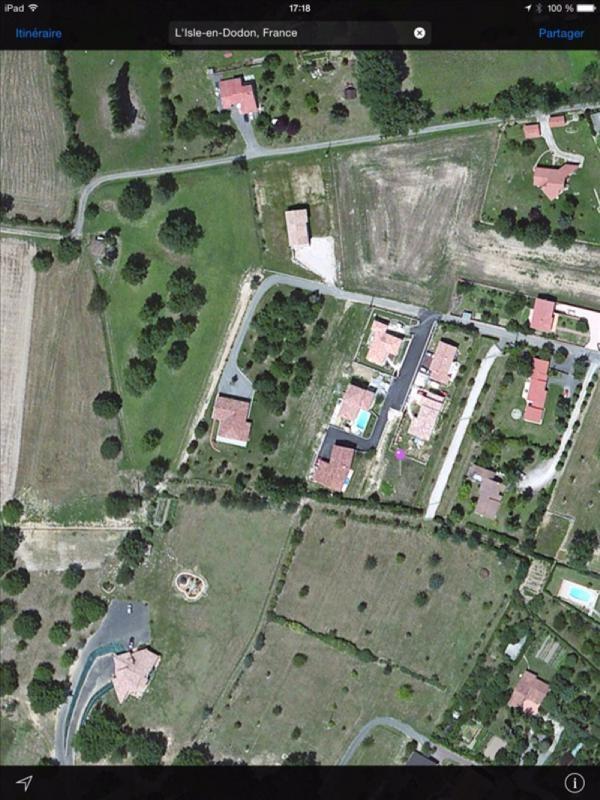 Vente terrain L isle en dodon 32000€ - Photo 4