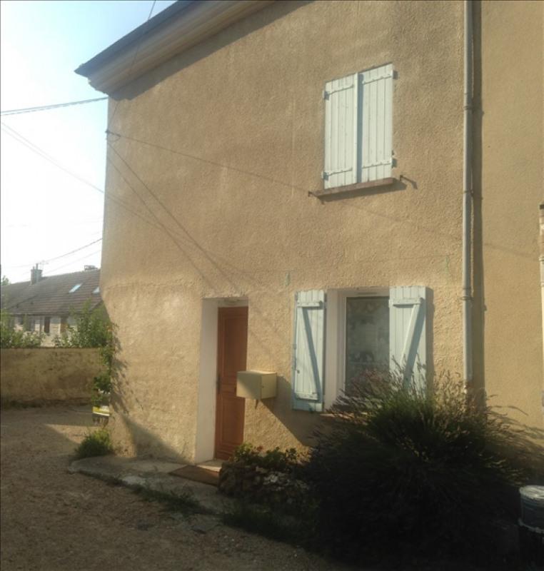 Sale house / villa Nanteuil les meaux 170000€ - Picture 1