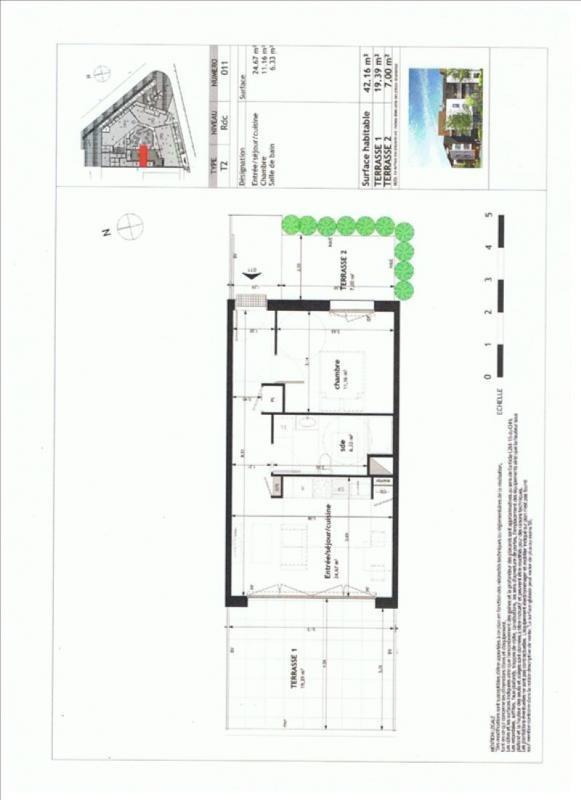 Vente appartement La rochelle 135000€ - Photo 1