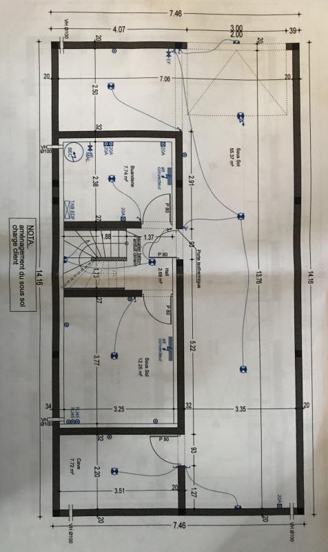 Sale house / villa Montlignon 520000€ - Picture 8