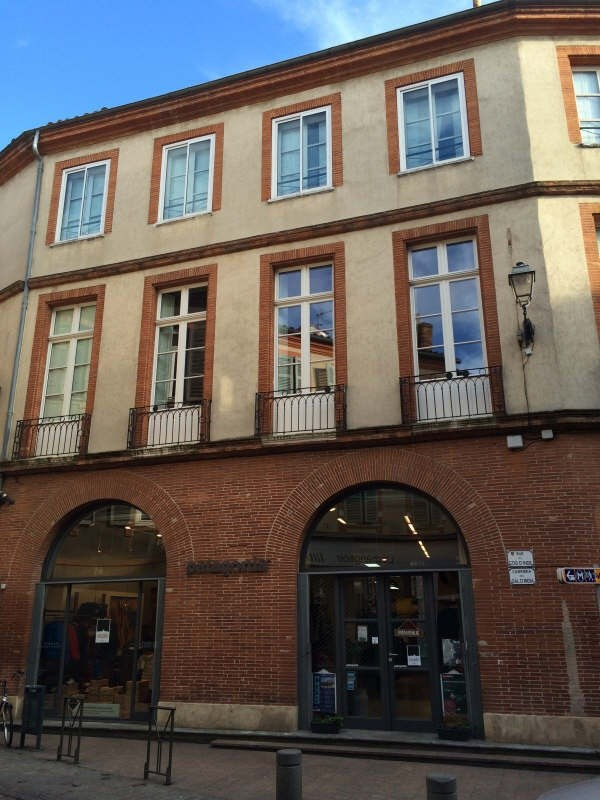 Rental apartment Toulouse 390€ CC - Picture 1