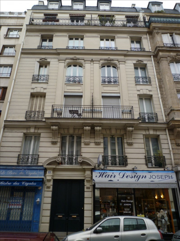 Rental apartment Paris 15ème 980€ CC - Picture 6