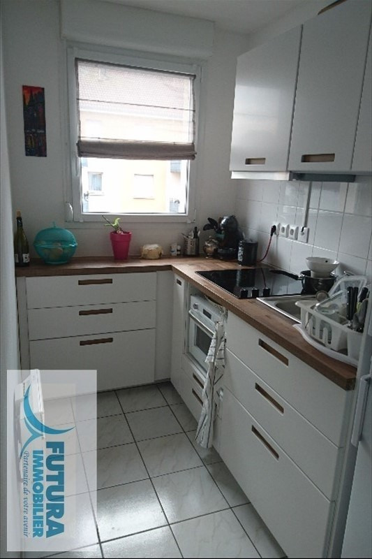 Vente appartement Freyming merlebach 77 000€ - Photo 2