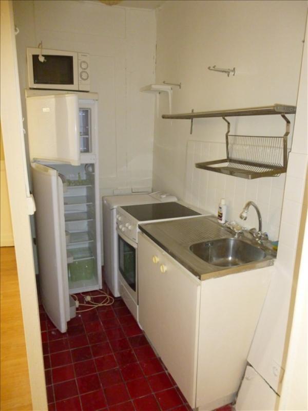 Sale apartment Paris 2ème 443000€ - Picture 3