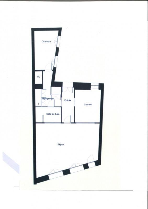 Verkoop van prestige  appartement Paris 1er 895000€ - Foto 4
