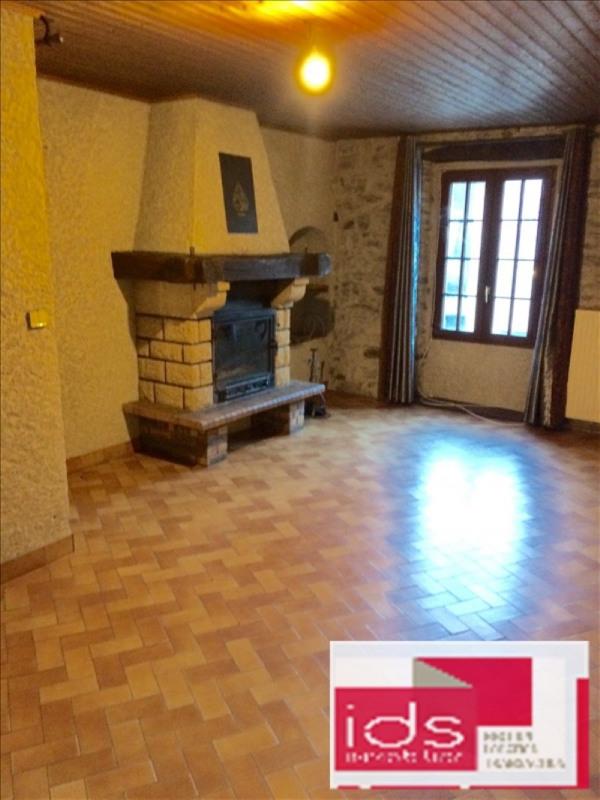 Vente maison / villa Goncelin 115000€ - Photo 1