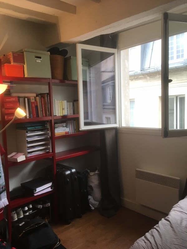 Rental apartment Paris 3ème 840€ CC - Picture 2