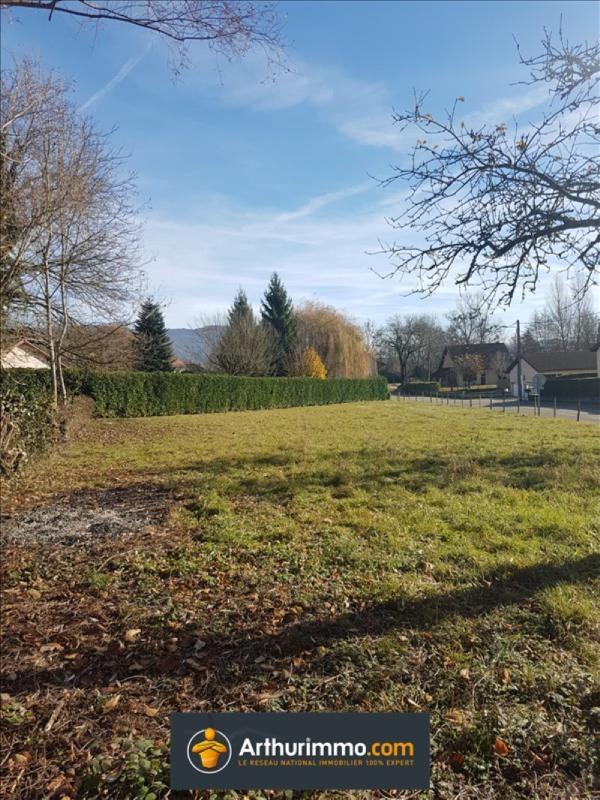 Vente terrain Creys et pusignieu 67000€ - Photo 2