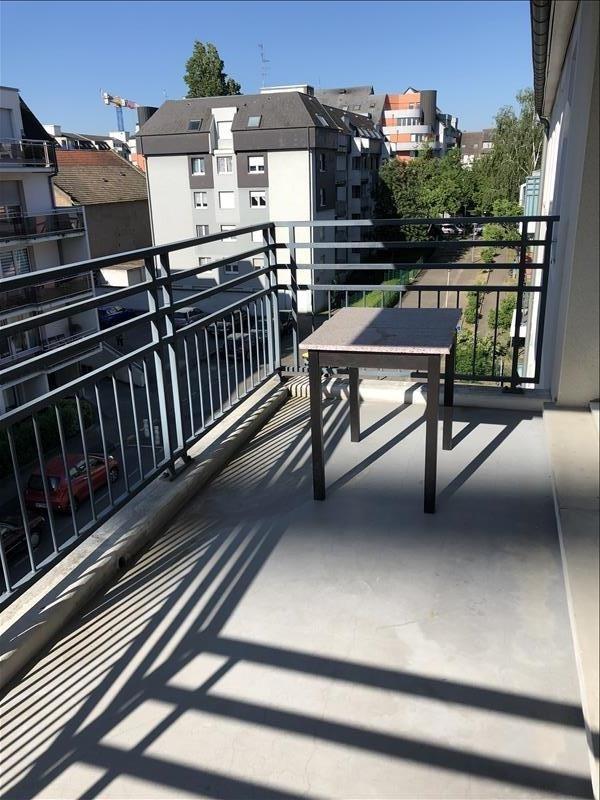 Vermietung wohnung Strasbourg 561€ CC - Fotografie 1