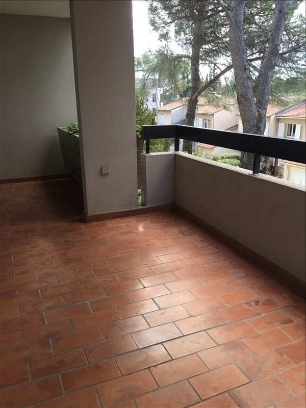 Rental apartment Nimes 810€ CC - Picture 1