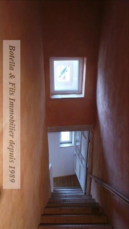 Sale house / villa Sabran 145000€ - Picture 5