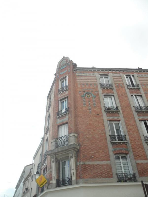 Sale apartment Gennevilliers 163000€ - Picture 1