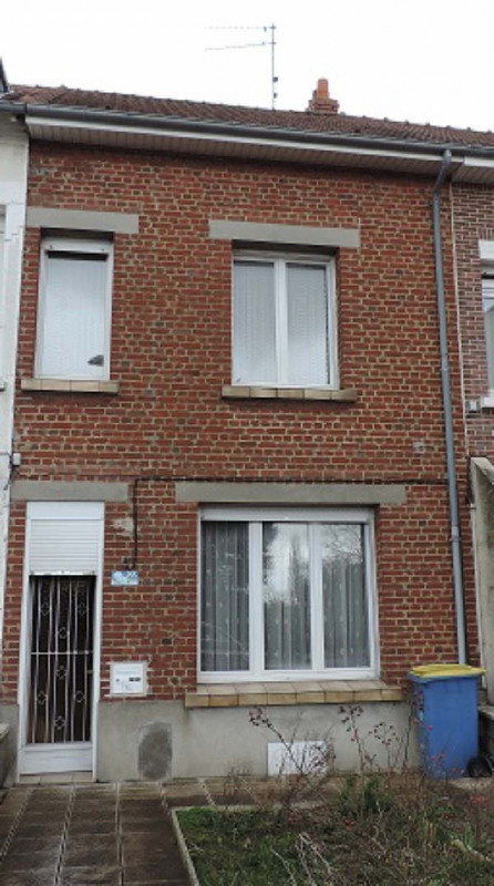Vente maison / villa Arras 128 000€ - Photo 1