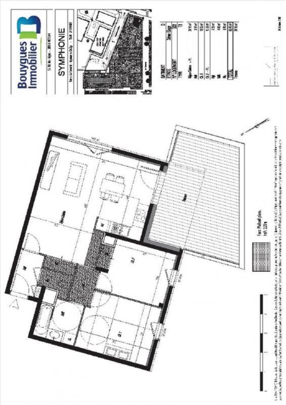 Rental apartment La ravoire 848€ CC - Picture 2