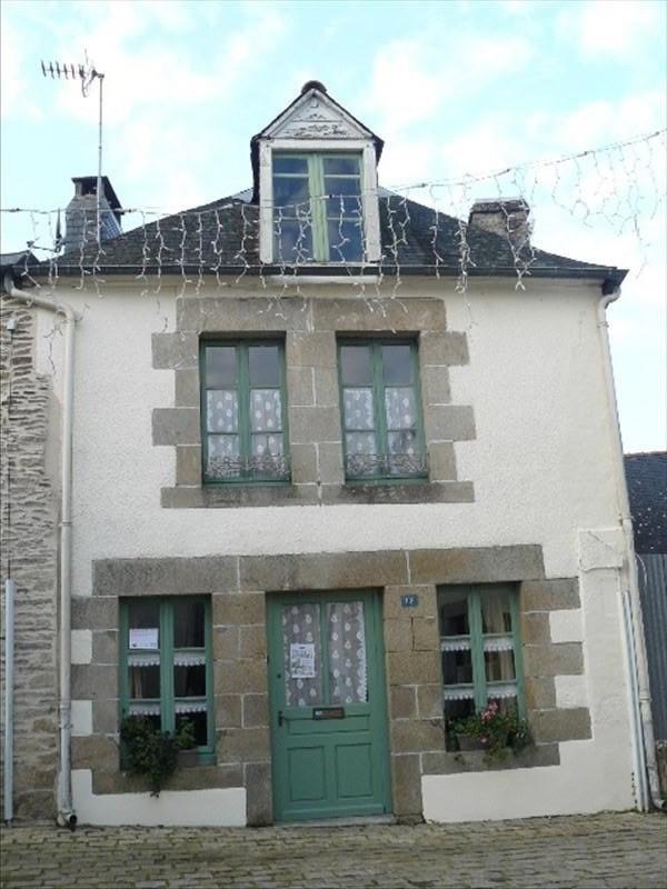 Vente maison / villa Josselin 139920€ - Photo 1