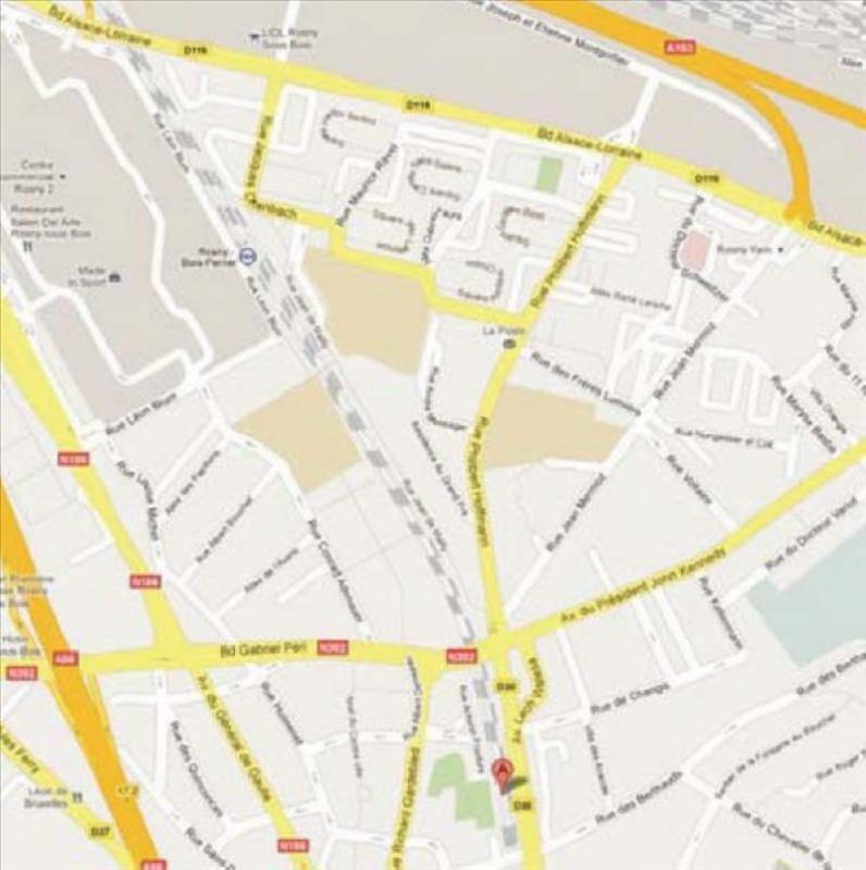 Sale apartment Rosny sous bois 235000€ - Picture 3