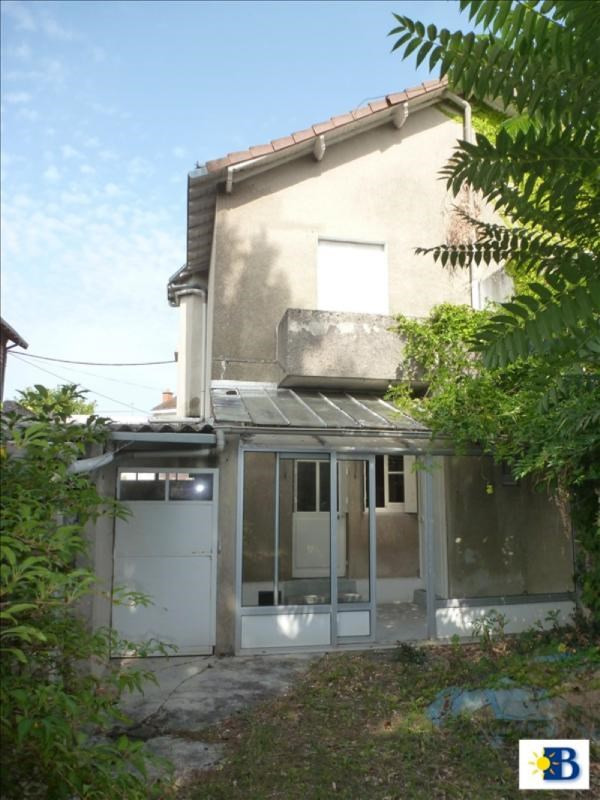 Vente maison / villa Chatellerault 75 000€ - Photo 1
