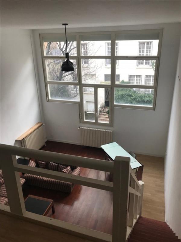 Rental apartment Paris 16ème 1340€ CC - Picture 1