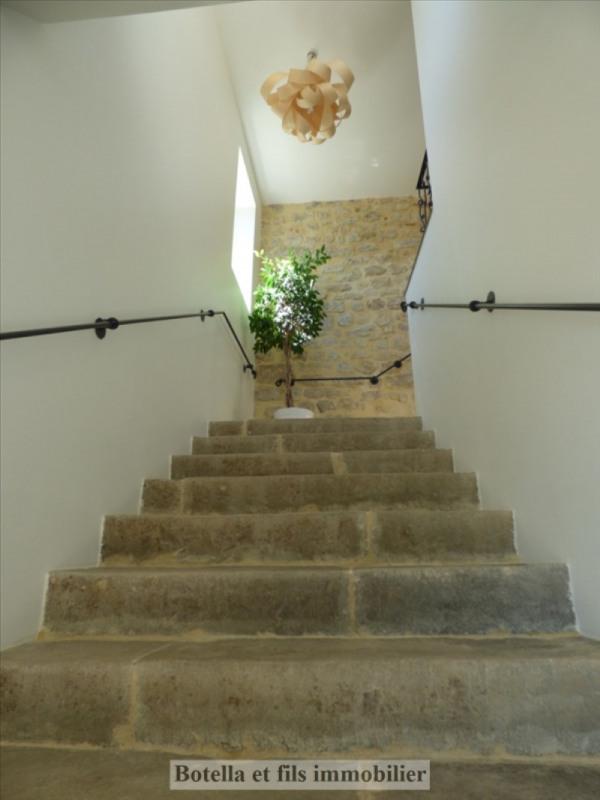 Vente de prestige maison / villa Barjac 650000€ - Photo 10