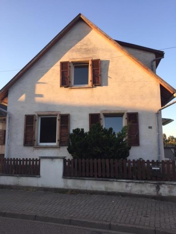 Vente maison / villa Eschau 265000€ - Photo 1