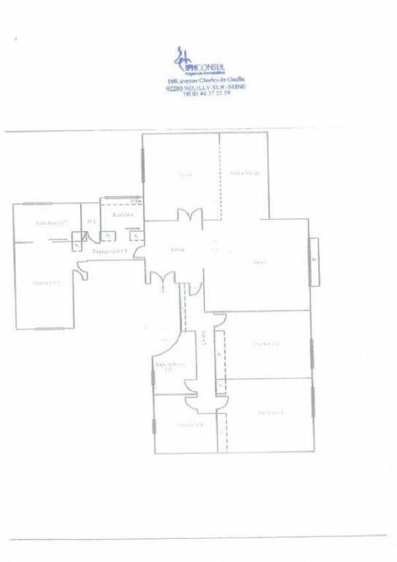 Vente de prestige appartement Neuilly sur seine 1640000€ - Photo 9