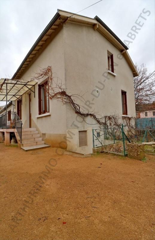Vente maison / villa La tour du pin 195000€ - Photo 9