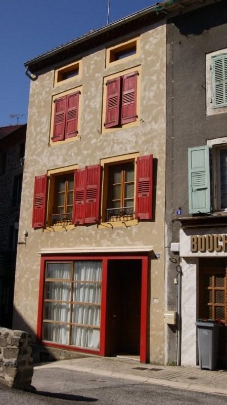 Sale house / villa Le monastier sur gazeille 244600€ - Picture 1