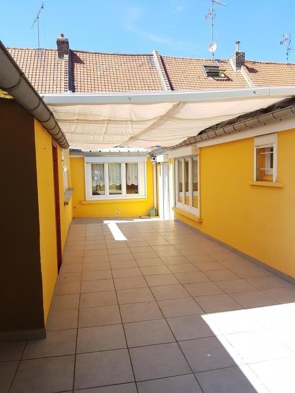 Sale house / villa Escaudoeuvres 129580€ - Picture 9