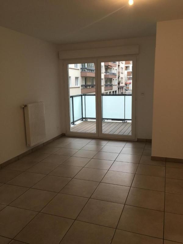 Location appartement Villeurbanne 690€ CC - Photo 1