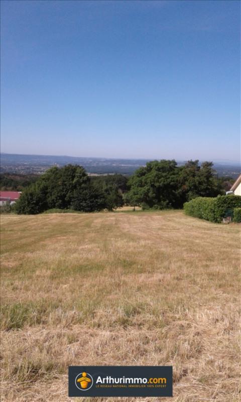 Vente terrain Lhuis 75000€ - Photo 3
