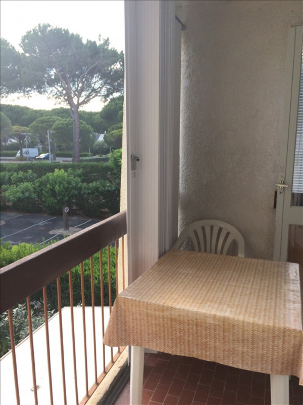 Vente appartement La grande motte 75 600€ - Photo 1