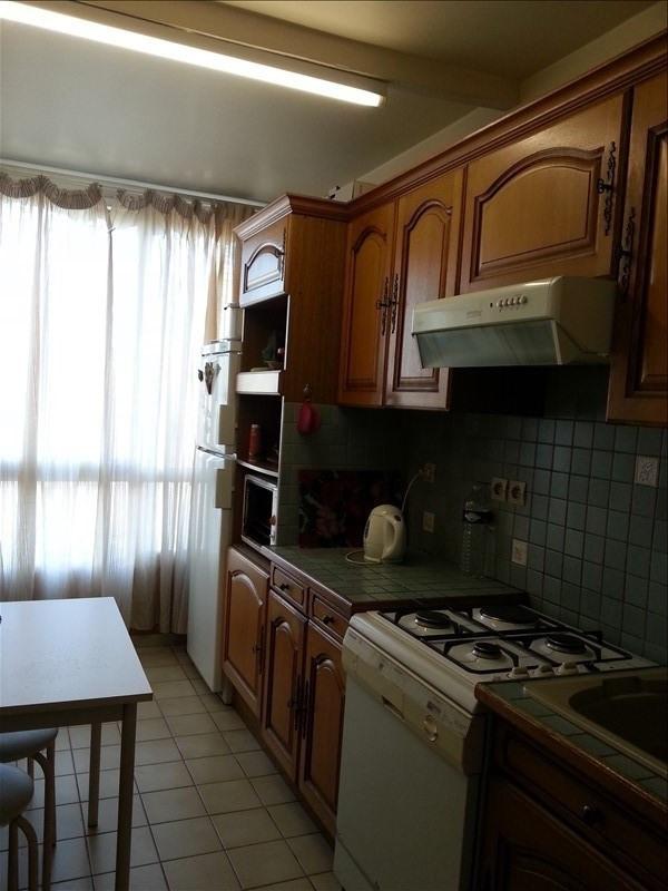 Vente appartement Meudon la foret 180000€ - Photo 4