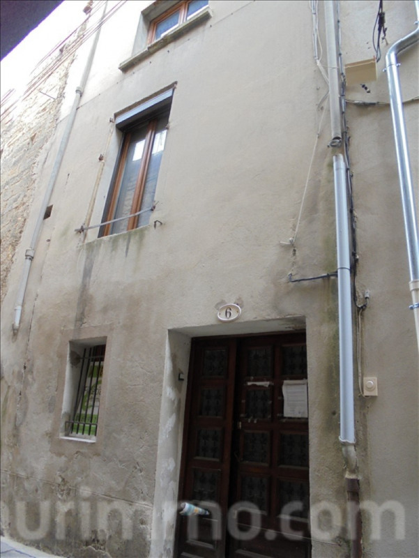 Vente maison / villa Pezenas 59000€ - Photo 1