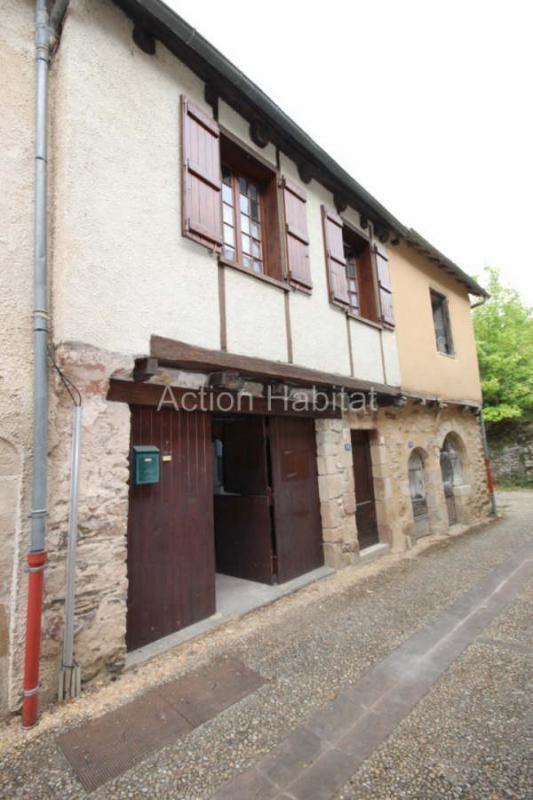 Vente maison / villa Najac 49000€ - Photo 1