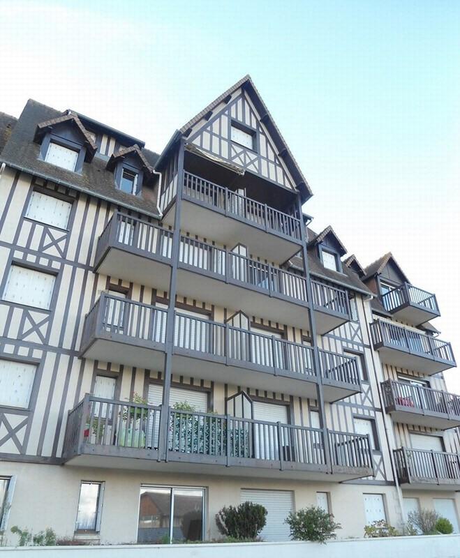 Vendita appartamento Deauville 187250€ - Fotografia 3