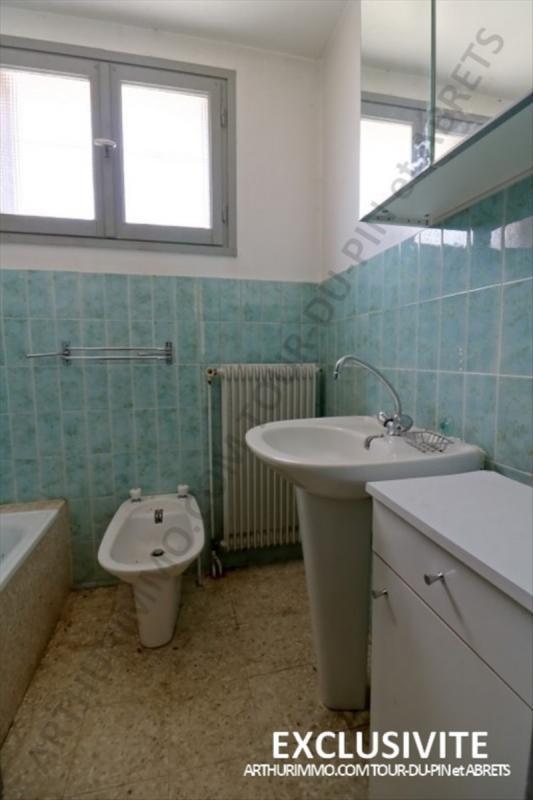 Vente maison / villa La tour du pin 129000€ - Photo 7