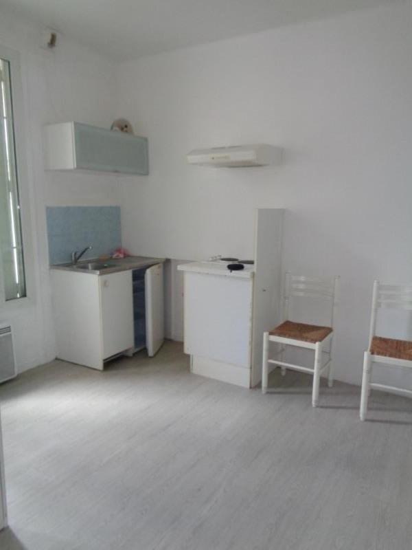 Verhuren  appartement Ablon sur seine 490€ CC - Foto 2