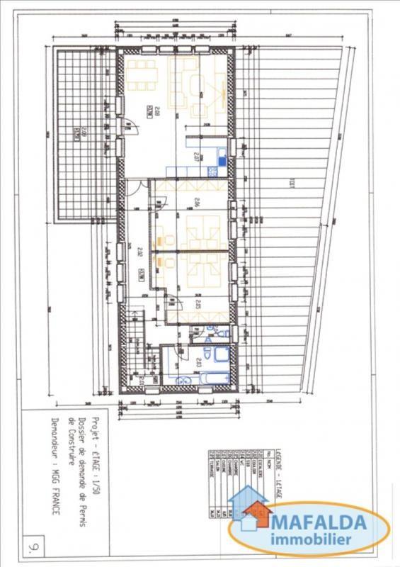 Vente appartement Cluses 230000€ - Photo 5