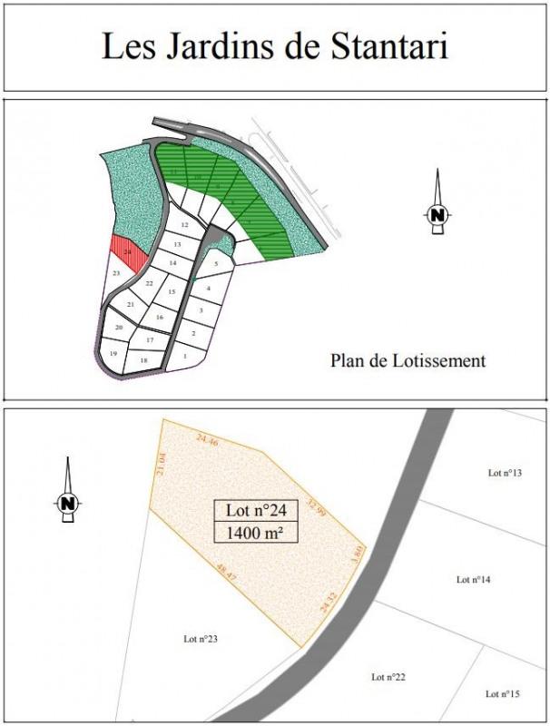 Sale site Sartène 95000€ HT - Picture 4