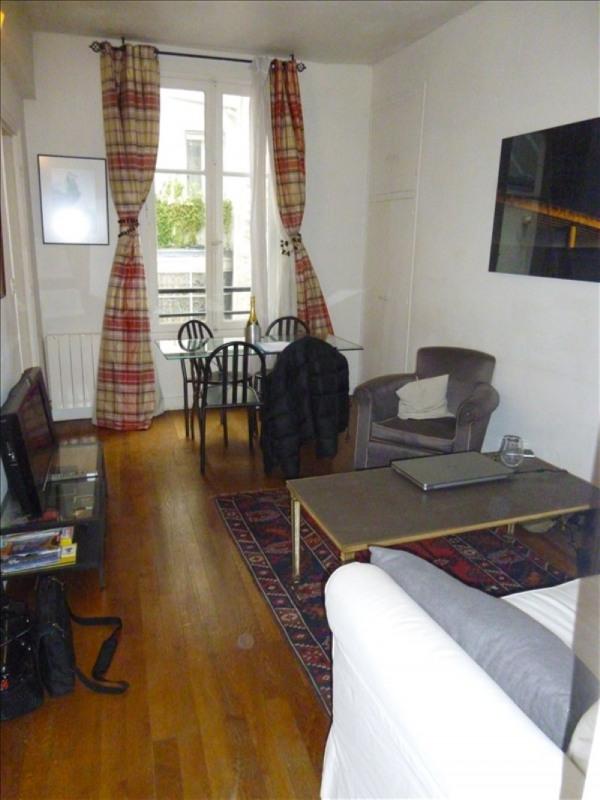 Vente appartement Paris 4ème 595000€ - Photo 1