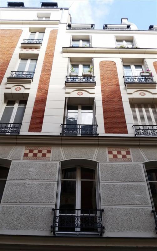 Deluxe sale apartment Paris 10ème 169000€ - Picture 1