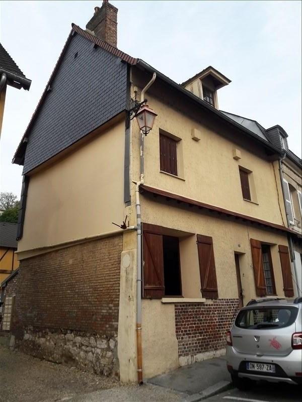 Vente maison / villa Les thilliers en vexin 107000€ - Photo 1