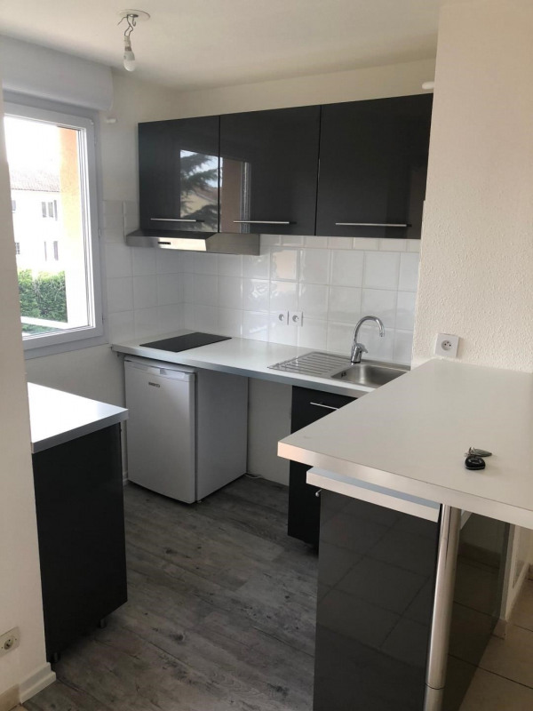 Rental apartment Toulouse 549€ CC - Picture 1