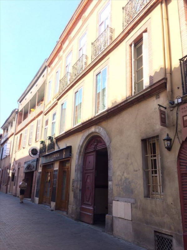 Rental apartment Toulouse 474€ CC - Picture 1