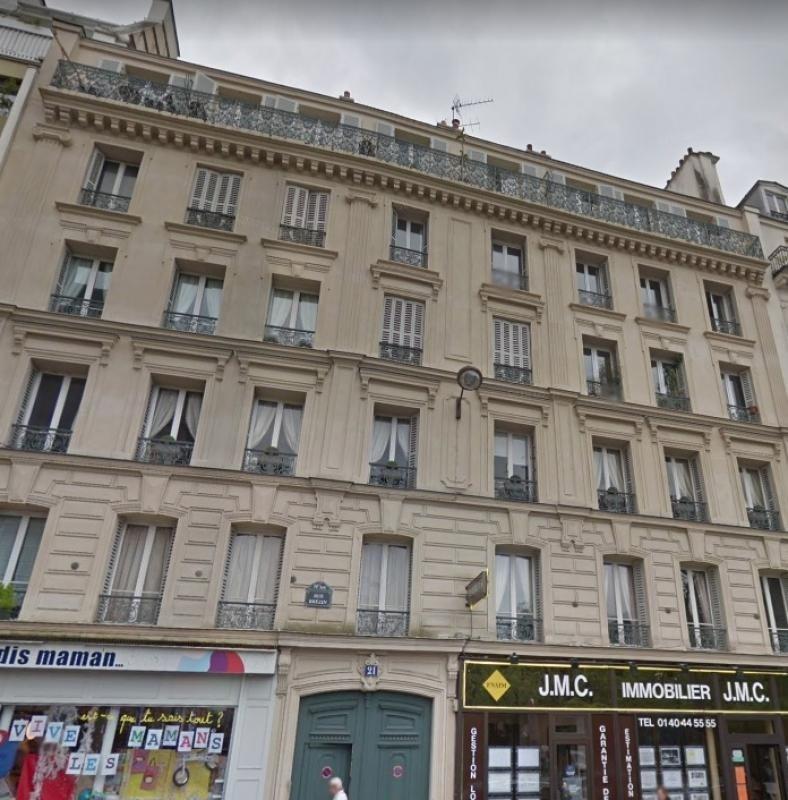 Sale apartment Paris 14ème 315000€ - Picture 1