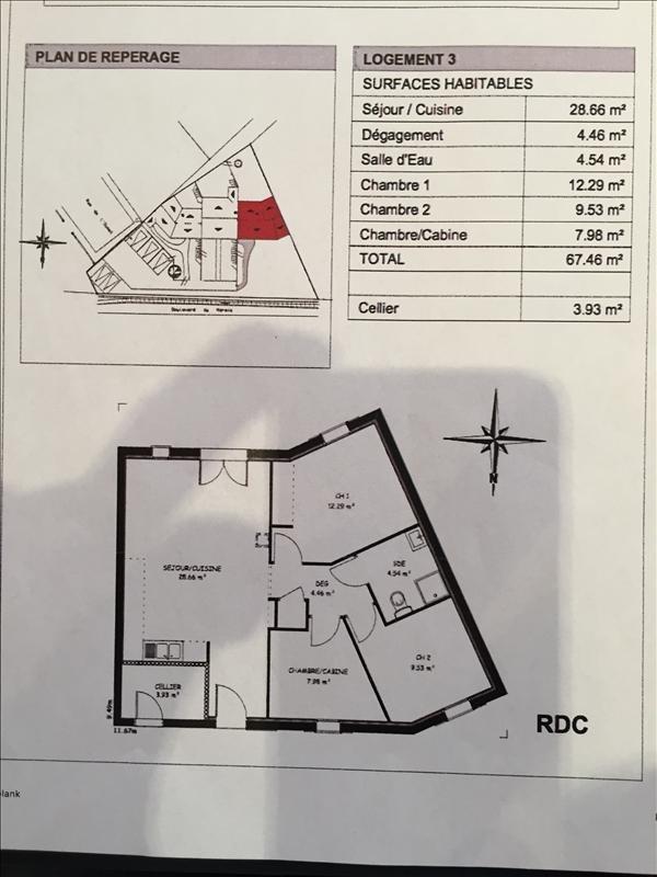 Sale house / villa Meschers sur gironde 190200€ - Picture 1